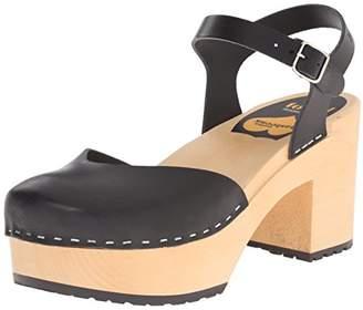 Swedish Hasbeens Women's Krillan Heeled Sandal