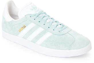 adidas Mint & Ice Gazelle Low-Top Sneakers