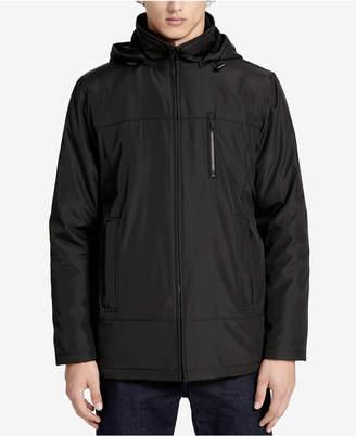 Calvin Klein Men's Fleece-Lined Hooded Jacket