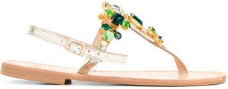 Christina Fragista Sandals Oinousses sandals