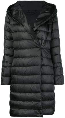 Max Mara long padded coat