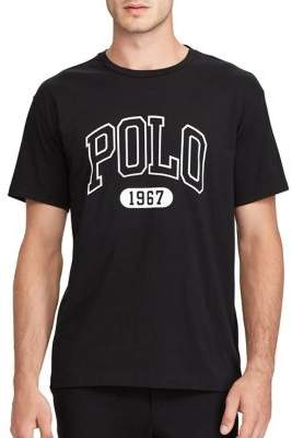 Polo Ralph Lauren Logo Cotton Tee