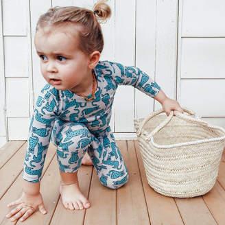 JJ Park Cheetah Pyjamas