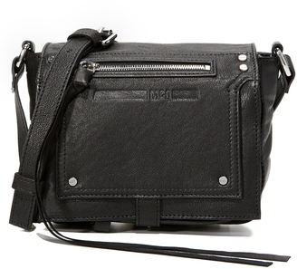 McQ - Alexander McQueen Biker Cross Body Bag $480 thestylecure.com