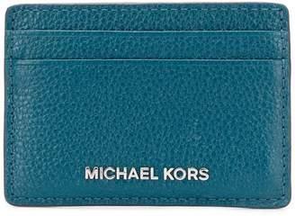MICHAEL Michael Kors logo cardholder wallet