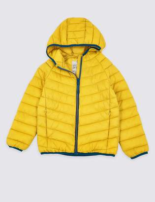 Marks and Spencer Stormwear Padded Hooded Coat (3-16 Years)