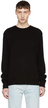 Rag & Bone Black Cashmere Haldon Sweater
