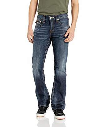 True Religion Men's Ricky Relaxed Straight Fit Jean