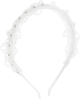 Monsoon Lacy Scallop Alice Hair Band