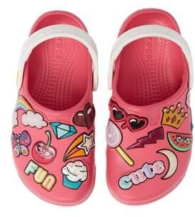 Crocs TM) Playful Patches Slip-On