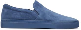 Donald J Pliner ARBOR, Calf Suede Sneaker