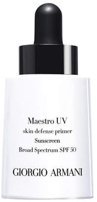 Giorgio Armani Maestro UV Skin Defense Primer Sunscreen SPF 50, 1 oz. $64 thestylecure.com