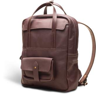 Co Orox Leather Tochigi Full Leather Backpack