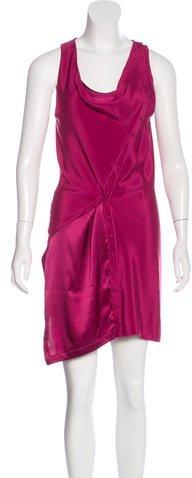 3.1 Phillip Lim3.1 Phillip Lim Asymmetrical Silk Dress