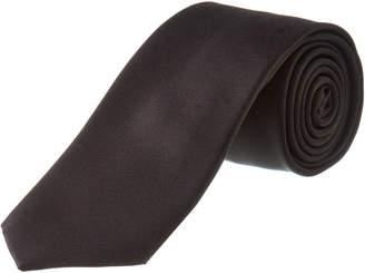 Dolce & Gabbana Black Silk Tie