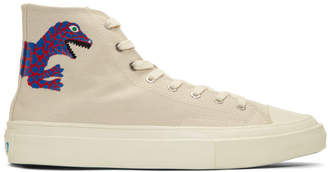 Paul Smith Off-White Kirk Dino Sneakers