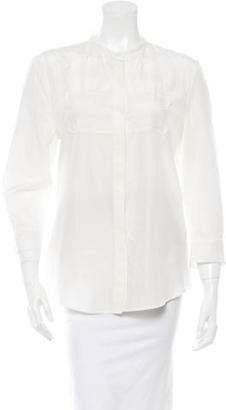 Boy. by Band of Outsiders Long Sleeve Button-Up Top $45 thestylecure.com