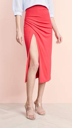 Cushnie High Rise Skirt