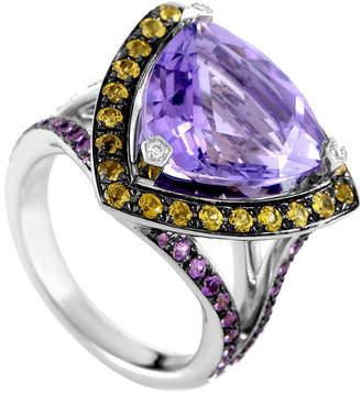 Mauboussin heritage  18K White Gold Gemstone Ring