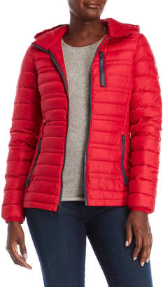 Nautica Lightweight Packable Down Jacket