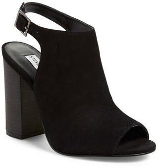 Women's Steve Madden 'Claara' Block Heel Sandal $119.95 thestylecure.com
