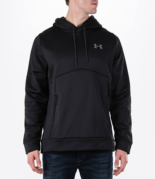 Under Armour Men's Solid Icon Hoodie