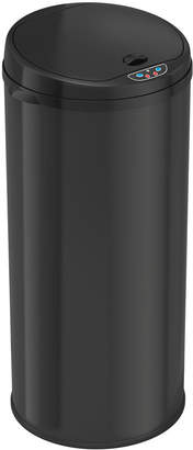 iTouchless 13-Gal. Matte Finished Deodorizer Sensored Trash Can