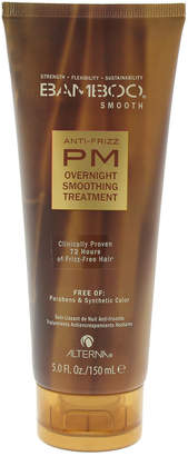 Alterna 5Oz Bamboo Smooth Pm Anti-Frizz Overnight Smoothing Treatment