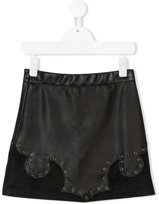 Pinko Kids midi skirt