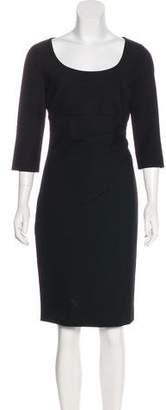 Diane von Furstenberg Lillian Sheath Dress