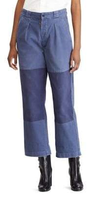 Polo Ralph Lauren Mid-Rise Straight-Leg Jeans