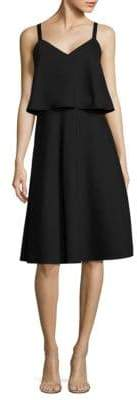 Lafayette 148 New York Riri Popover Dress