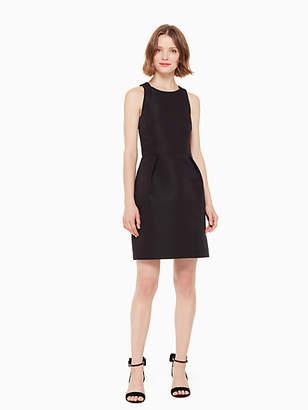 5e7e387cc16124 Kate Spade Bow Back Faille Dress, Black - Size 12