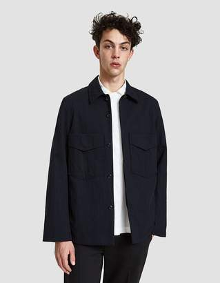 Acne Studios Maxwell Jacket in Navy
