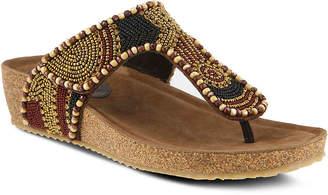 Azura Lachlana Wedge Sandal - Women's