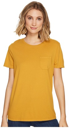 Richer Poorer - Crew Pocket Tee Women's T Shirt $32 thestylecure.com