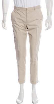 Prada Skinny Flat Front Pants Skinny Flat Front Pants