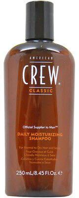 American Crew Men Haircare Daily Moisturizing Shampoo 249.275 ml Hair Care