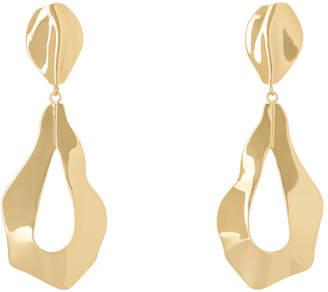 Celeste Earring Champagne Gold:Gold EA7083