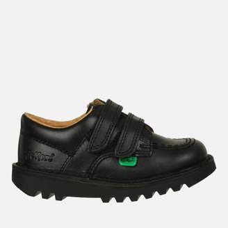 Kickers Kids' Kick Lo Velcro Strap Shoes