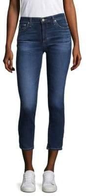 AG Jeans Prima Crop Skinny Jeans