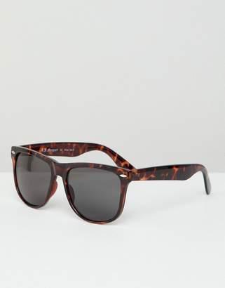A. J. Morgan Aj Morgan Square & Retro Sunglasses