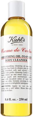 Kiehl's Creme de Corps Oil-to-Foam Body Cleanser, 8.4 oz./250ml