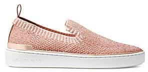 1f5766487216 MICHAEL Michael Kors Women s Skyler Slip-On Sneakers