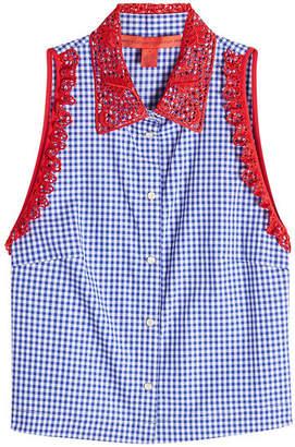 Tommy Hilfiger Sleeveless Cotton Shirt