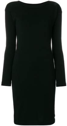 S.N.S. Herning classic fitted knitted dress