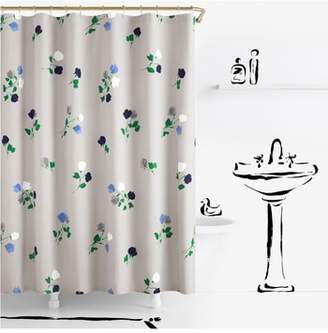 Kate Spade Willow Court Shower Curtain
