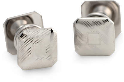 Brooks Brothers Snapper Square Cuff Links