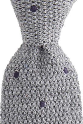 Vineyard Vines Polka Dot Knit Tie