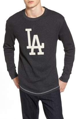American Needle Los Angeles Dodgers Embroidered Long Sleeve Thermal Shirt